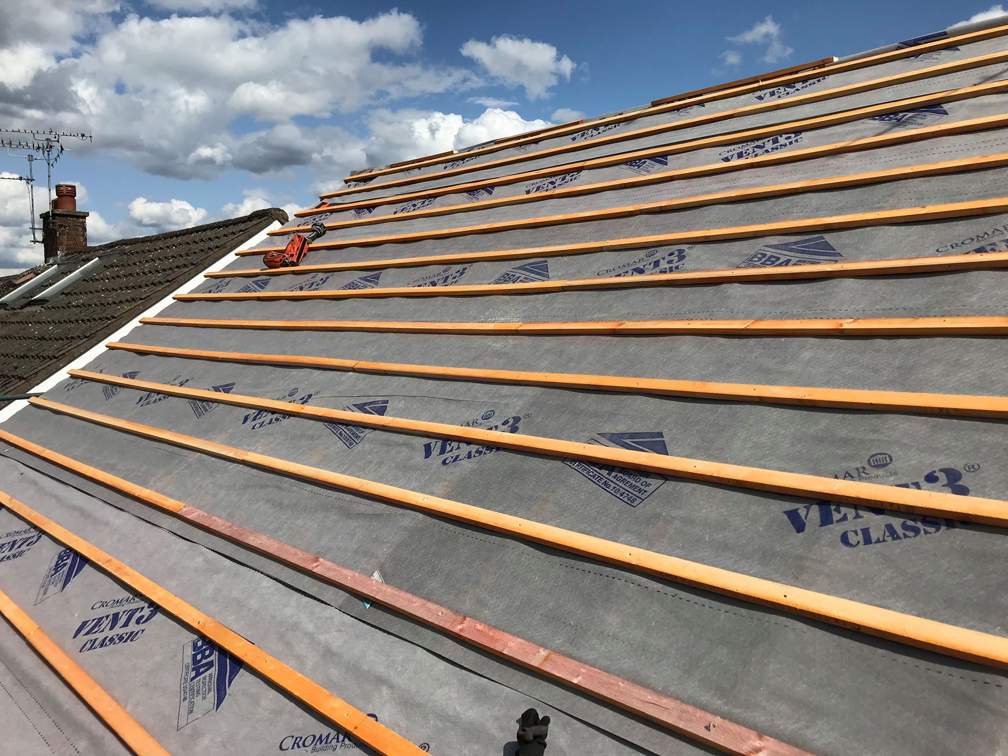 roofing companies in coventry