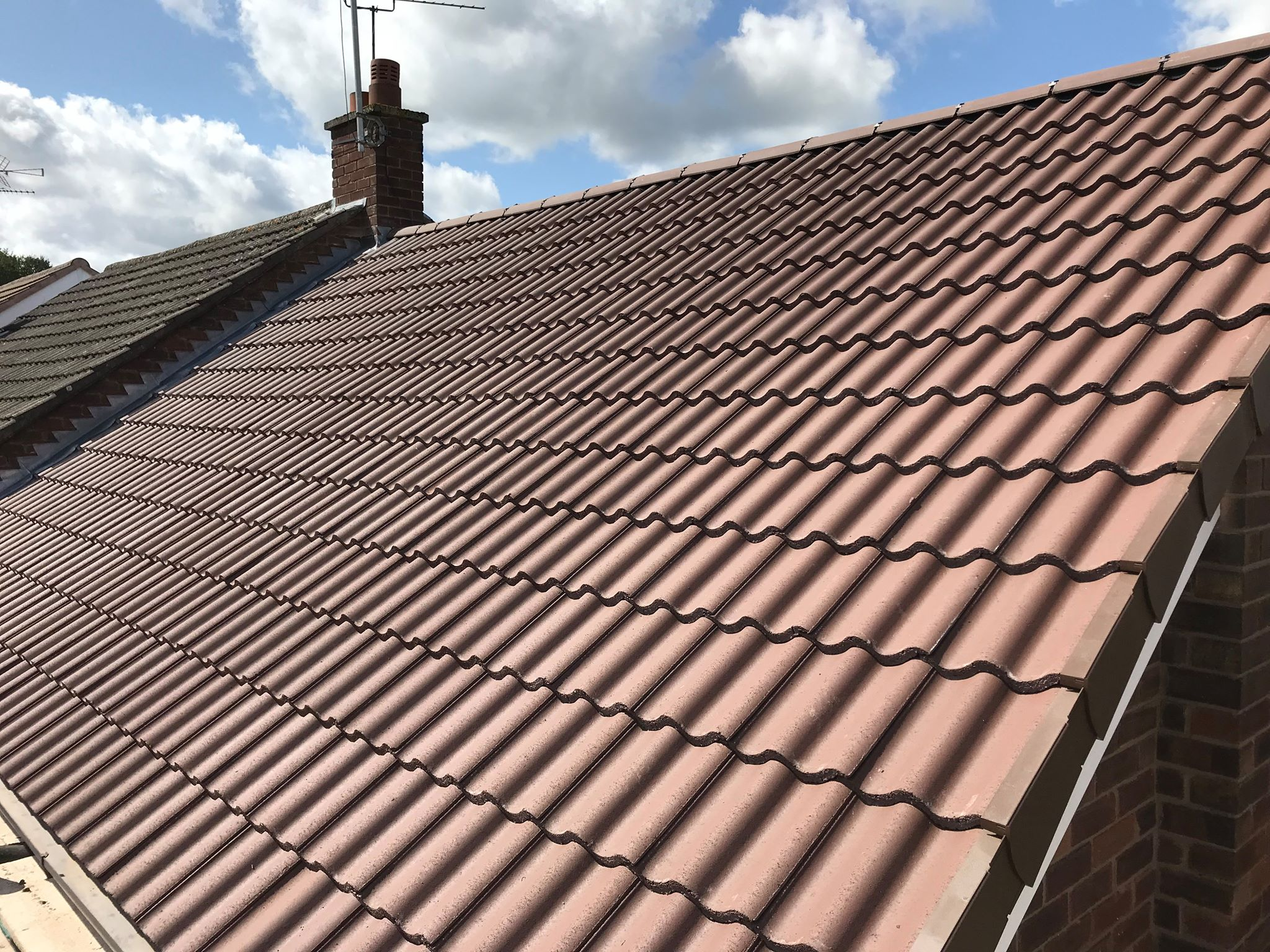 roofing company in coventry