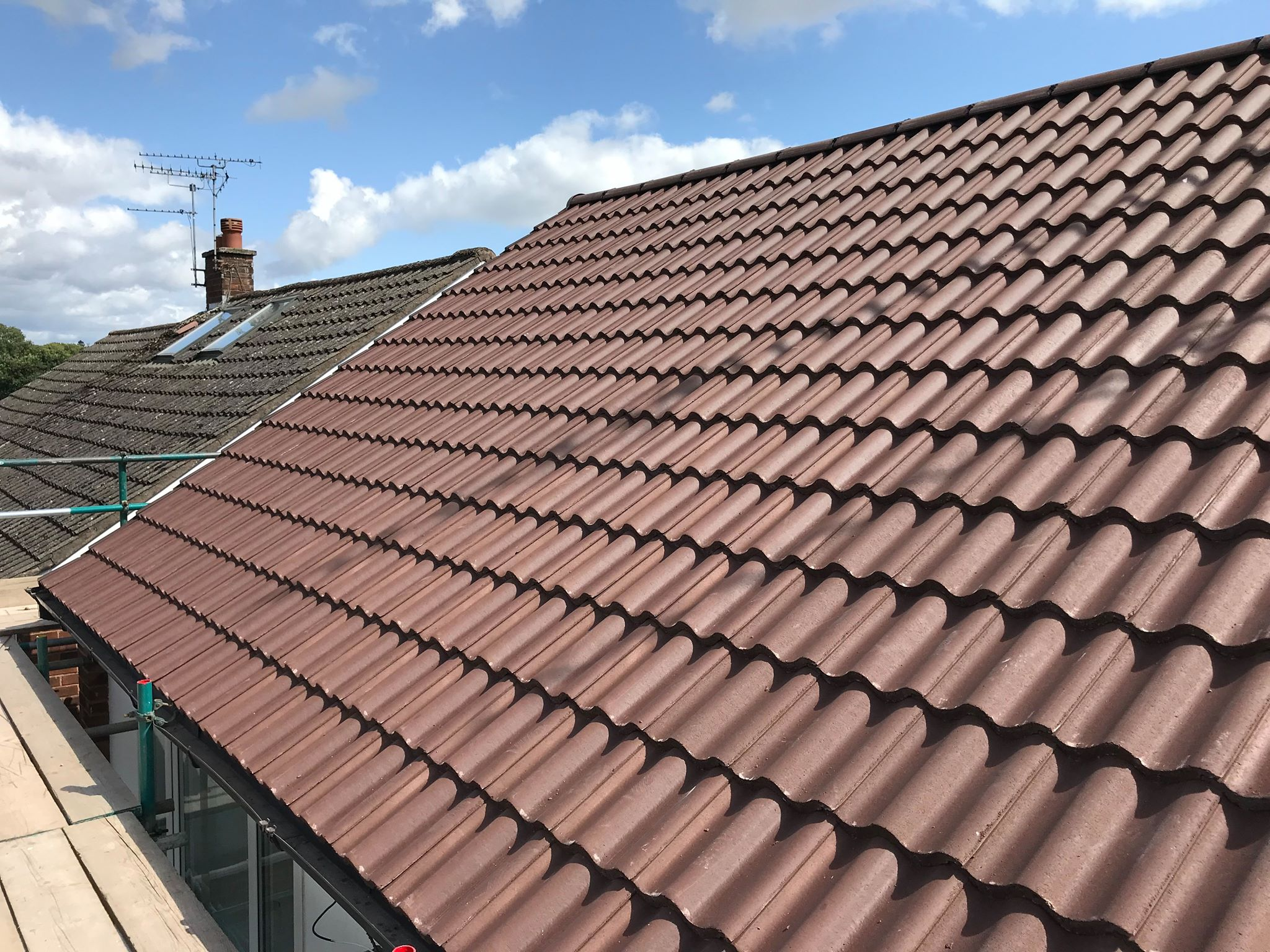 roofing installer in coventry